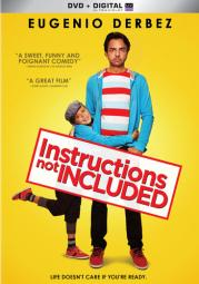 Instructions not included (dvd/uv/spanish & english/spa & eng subtitles) D44299D