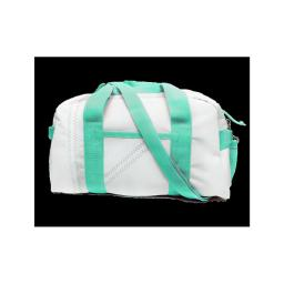 Sailorbags 409AQ Small Duffel Bag, Aqua