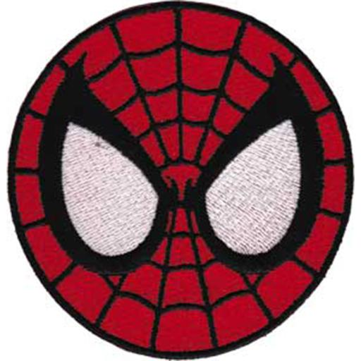 "Spiderman Patch-Spiderman Mask 3"" YRA1GZYUO71G8TS6"