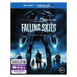 FALLING SKIES-COMPLETE 3RD SEASON (BLU-RAY/UV/2 DISC) 883929373338