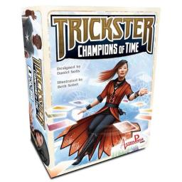 Action Phase Games AKGTRK1 Trickster Champions of Time
