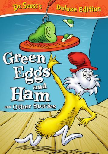 Dr seuss-green eggs & ham & others stories-deluxe edition (dvd)