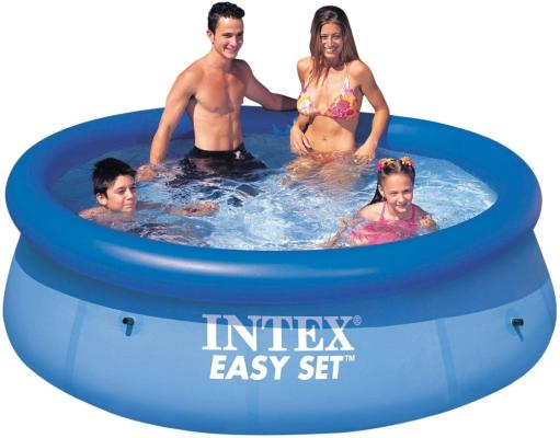 Intex 56970e Easy Set Swimming Pool, 8' X 30