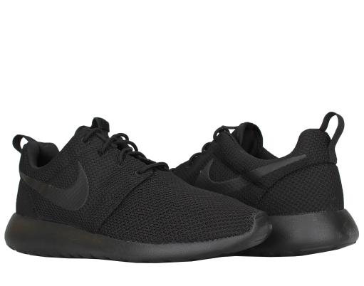 Nike Nike Roshe One Black Black Men s Running Shoes 511881-026 ... b2fa07652