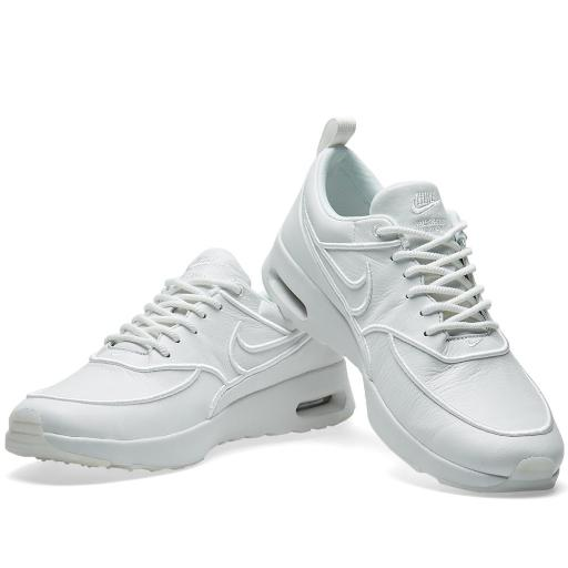 new concept 52a66 1fc08 Nike Nike Womens Air Max Thea Ultra Si Low Top Lace Up Running Sneaker    massgenie.com