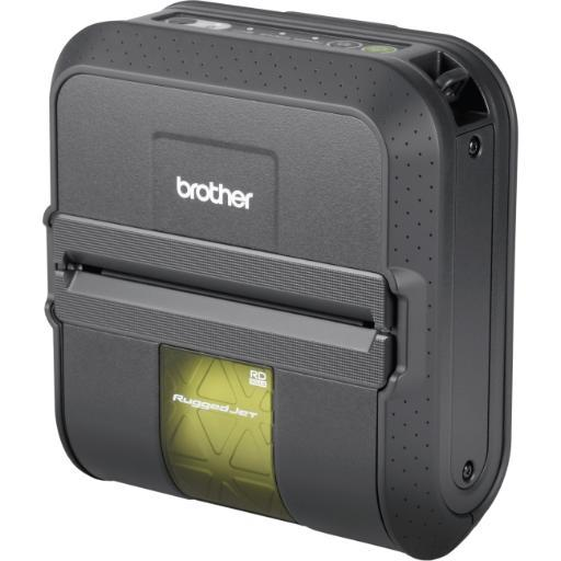 Brother mobile solutions pa-bt-4000li ruggedjet 4 lithium ion battery L4GML6FO2ET6UI9N