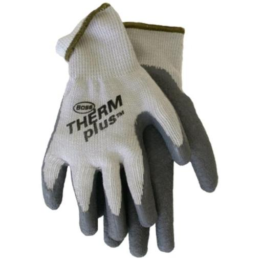 Boss Gloves Small Mens Therm Plus String Knit Gloves 8435S
