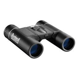 Bushnell 131225 bushnell binocular powerview 12x25 compact roof prism black