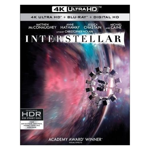 Interstellar (blu ray/4kuhd/ultraviolet hd/digital) NTUMHMACZWAZ9JOF
