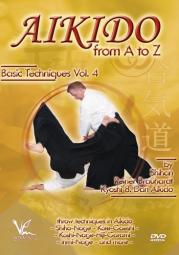 Aikido from a to z:basic tech vol 5
