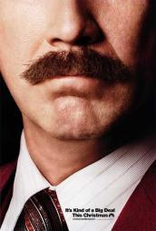 Anchorman 2 The Legend Continues Movie Poster (11 x 17) MOVCB12115