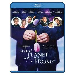 What planet are you from (blu-ray) BRMV63274