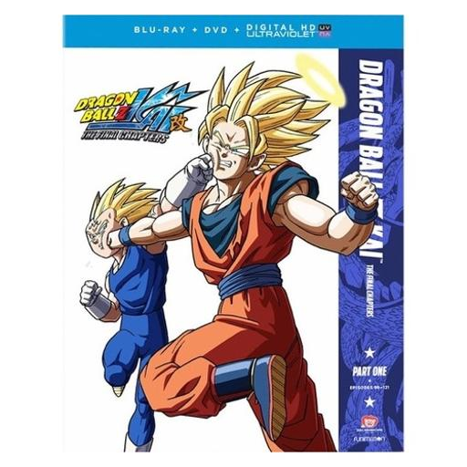 Dragon ball z kai-final chapters-part one (blu ray) (3discs) DUOEGKHGLBXEVUFK