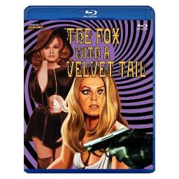 Fox with a velvet tail (blu ray) (ws/1.85:1/eng or italian w/eng sub) BRMDO175