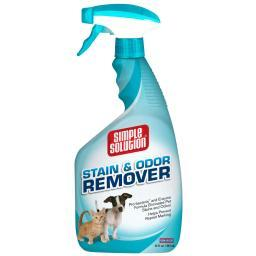 SIMPLE SOLUTION 11077 SIMPLE SOLUTION STAIN AND ODOR REMOVER 32OZ 2.9 X 4.8 X 10.75 11077