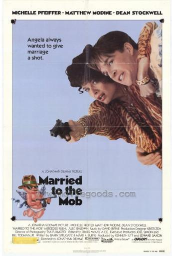 Married to the Mob Movie Poster (11 x 17) POS4IT9RP4XOQNUC