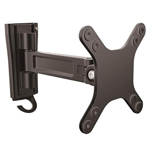 Startech.com armwalls save space by wall-mounting your monitor, work in comfort w/ the adjustable swi