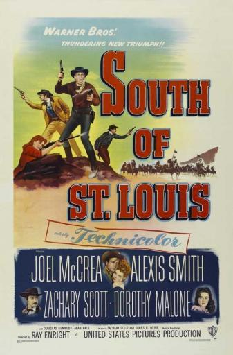 South of St. Louis Movie Poster (11 x 17) GAXREQ2Z94YTXISM