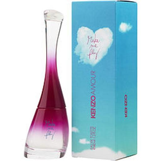 KENZO AMOUR MAKE ME FLY by Kenzo EDT SPRAY 1.3 OZ For WOMEN KENZO AMOUR MAKE ME FLY by Kenzo EDT SPRAY 1.3 OZ For WOMEN ships fast from USA and 100% authentic