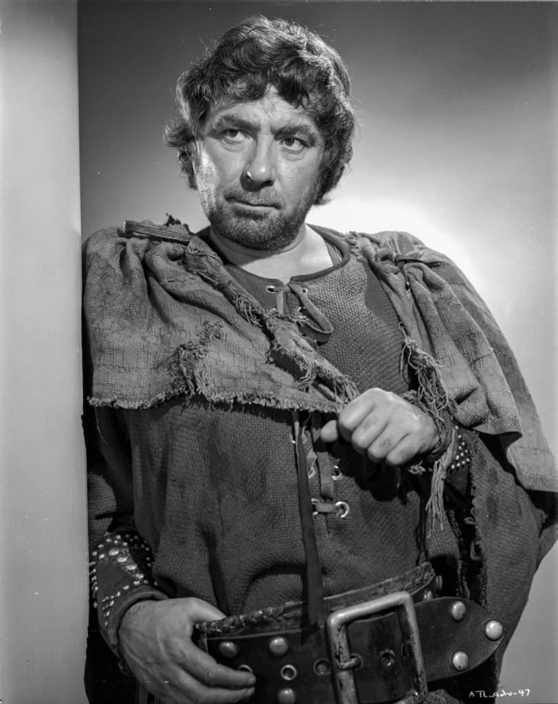A Posed Portrait For Androcles And the Lion Photo Print