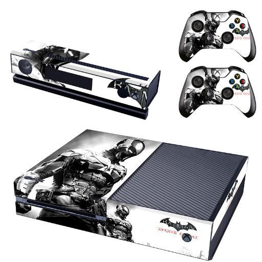 Faceplates, Decals & Stickers Controllers & Attachments Intelligent Arsenal Crest Xbox One Console Skin 2x Controller Stickers Decal Faceplate Pad