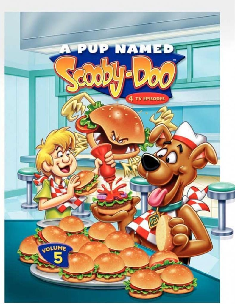 A Pup Named Scooby-Doo Movie Poster (11 x 17)