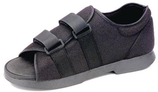 Complete Medical Health Design Classic Post Op Shoe Women's Small