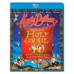 Monty python & the holy grail 40th anniversary edition (blu-ray) BR46076