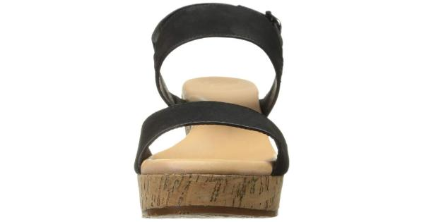 0a2c88f88ae UGG Women's Elena Wedge Sandal - MassGenie