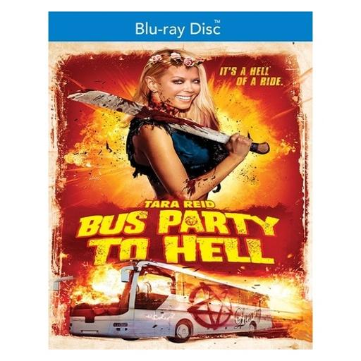 Bus party to hell (blu-ray/2018)