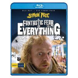 Fantastic fear of everything (blu ray/dvd combo) (2discs/ws/1.78:1) BRSF17550