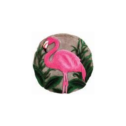 Spoontiques 13232 9 stepping stone  flamingo