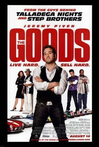 The Goods: Live Hard, Sell Hard Movie Poster Print (27 x 40)