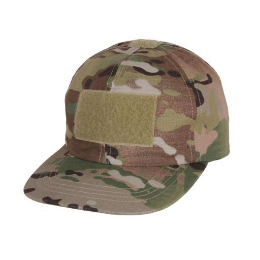Rothco Kids Operator Tactical Cap, MultiCam