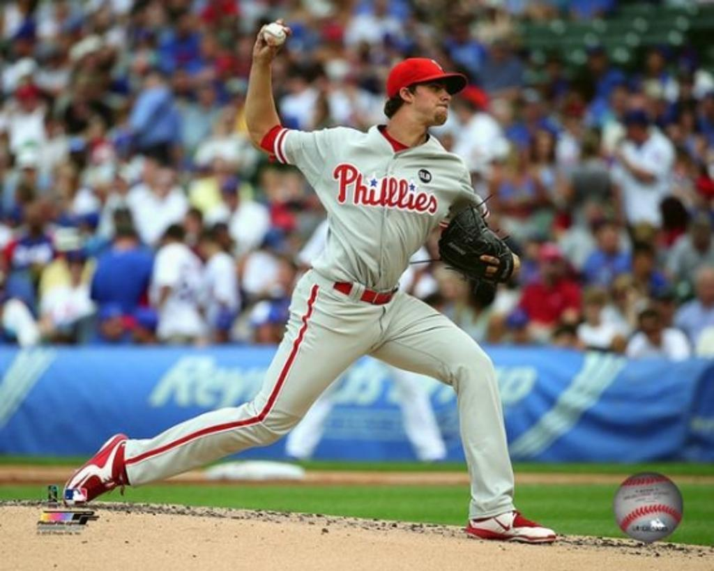 Aaron Nola 2015 Action Photo Print