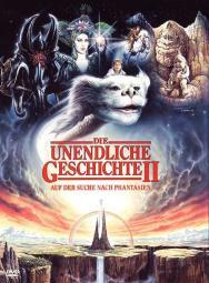 NeverEnding Story 2 The Next Chapter Movie Poster (11 x 17) MOVEJ1401