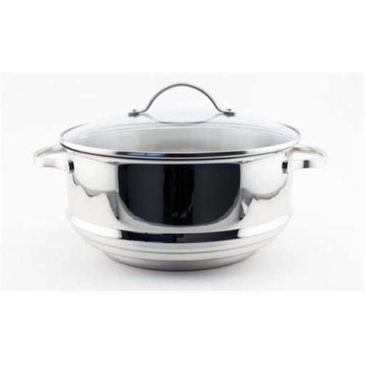 BergHOFF 2211450 EarthChef Premium Multi-Size Steamer Set -2 Pieces