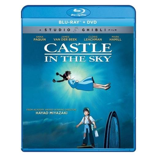 Castle in the sky (blu ray/dvd combo) (2discs/1.85:1/eng/eng sdh/2.0) YXKXWGXRXI1MXFIF
