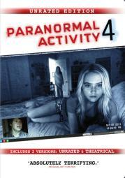Paranormal activity 4 (dvd/unrated directors cut/rated & unrated version) D358134D