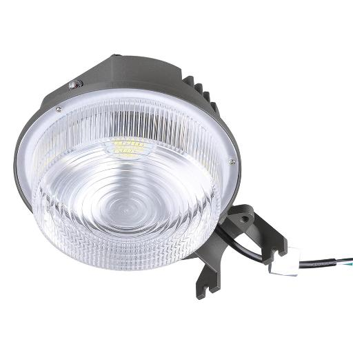 Yescom 30W LED Barn Light with Photocell 4000lm IP65 5000K ETL Dusk to Dawn Outdoor Security Wet Location Available