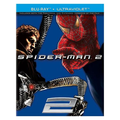 Spiderman 2 (blu-ray/2004/dol dig 5.1/ws/2.40/eng/fren-paris/movie promo) 1489654