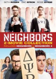 Neighbors & neighbors 2 collection (dvd) (2discs) D61181580D