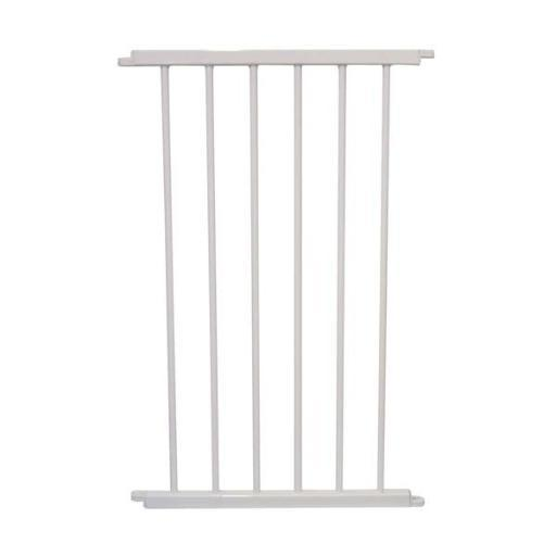 CARDINAL GATES VG20 White CARDINAL GATES VERSAGATE HARDWARE MOUNTED PET GATE EXTENSION WHITE 20 X 30.5