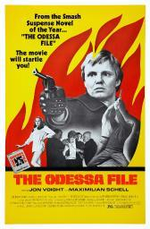 The Odessa File Us Poster Art Left: Mary Tamm; Center: Jon Voight 1974 Movie Poster Masterprint EVCMCDODFIEC013H