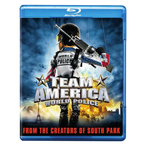 Team america-world police (blu-ray)-nla MW53JQ5ELTVJY3QD