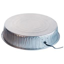 Farm Innovators HP-125 Heat Base For Metal Poultry Fount