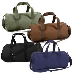 Rothco 19-Inch Sports Canvas Duffel Bag