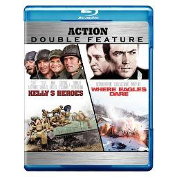 Kellys heroes/where eagles dare (blu-ray/dbfe) BR149460