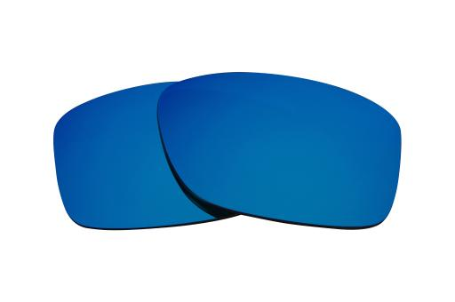 c7be4db7f7 Best SEEK Polarized Replacement Lenses for Oakley JUPITER SQUARED Blue  Mirror