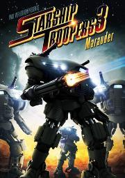 Starship Troopers 3 Marauder Movie Poster (11 x 17) MOV413673